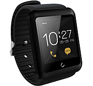 """Uwatch U11 smart watch 1.59"""" LCD Support SIM For Apple iPhone & Samsung Android Phone relogio inteligente reloj"""