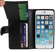 multi-fonctionnel portefeuille téléphone portable PU pour iPhone6