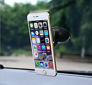 aspiration multifonctionnel véhicule du type à coupelle monté support de téléphone mobile