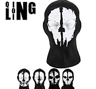 Cycling Face Mask/Mask Unisex Bike Breathable / Ultraviolet Resistant / Dust Proof / Sunscreen Skulls Others Free SizeCamping & Hiking /