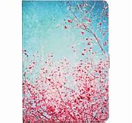 conception spéciale nouveauté cas folio cuir PU coloré dessin ou modèle étui pour iPad mini-4