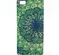 Mandala Painting Pattern TPU Soft Case for Huawei P8 Lite
