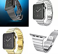 Hoco Business Affairs Leisure Metal Stainless Steel Watchband for Apple iWatch 42MM