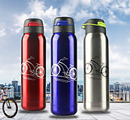 500ML Outdoor Sports Green Portable Water Bottle