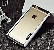 High Quality Bumper Frame with Sling for iPhone 6 (Assorted Colors)