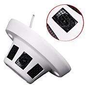 """humo dearroad alarma del detector de cámara de 1/3 """"CMOS 600TVL cámara de vigilancia de seguridad CCTV cámara de color oculto"""