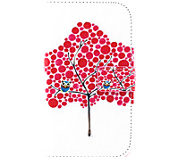 Tree Pattern PU Leather Case with Money Holder Card Slot for Galaxy Grand Neo/ GALAXY CORE Prime/ Galaxy Grand Prime