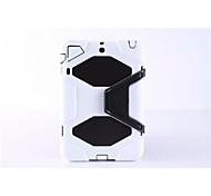 мода защитник случай водонепроницаемый чехол случай ударопрочный кейс PC + Силиконовый гибрид для Ipad мини 3/2/1 сетчатки