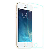 3pcs 0.33mm Tempered Glass Screen Protector with Microfiber Cloth for iPhone 5/5S/5C