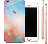 For iPhone 7 Case / iPhone 7 Plus Case / iPhone 6 Case / iPhone 6 Plus Case Translucent / Pattern Case Back Cover Case Scenery Soft TPU