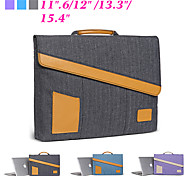 "Shockproof Briefcase Laptop Sleeve Bag & Case Notebook Handbag for Apple iPad/Macbook Pro Air 11.6""/12""/13.3""/15.4"""