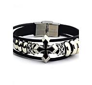 Bracelet ( Cuir ) Soirée / Travail / Décontracté