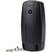 N760 Environmental USB Powered Lighter w/ Flashlight - Black