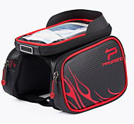 "Promend® 6.2""Bike Bag with TPU high definition Touch Screen Phone Suitable Similar 6S/6S Plus 6/6Plus 5S/5C/5 Etc."