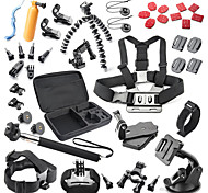 Gopro AccessoriesProtective Case / Monopod / Tripod / Gopro Case/Bags / Screw / Buoy / Suction Cup / Straps / Mount/Holder / Accessory