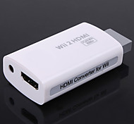# - Wi-W2H001 - Mini / Novedad - Metal / ABS - Audio y Video - Adaptador y Cable