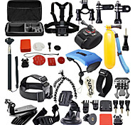 Accessori GoPro custodia protettiva / Monopiede / Treppiedi / Sacchetti / Vite / Boje / Ventosa / Con bretelle / Montaggio / Accessori Kit