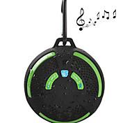portable mini wasserdichte Sport Stereo Bluetooth Lautsprecher für iPhone und Android-Unterstützung FM Radio-TF-Karte - ym - 893