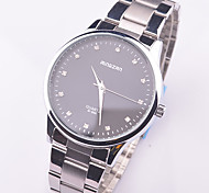 Couples Steel Strip Waterproof Watch