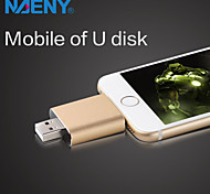 ios 16gb naeny® u-disco usb datos iluminación controlador flash para iphone / ipad / ipod / mac / pc