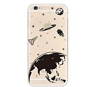 Pour Coque iPhone 7 Coques iPhone 7 Plus Coque iPhone 6 Coques iPhone 6 Plus Transparente Coque Coque Arrière Coque Jeux Avec Logo Apple