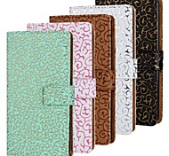 Chinese Style PU Wallet for Sony Z2 Assorted Color