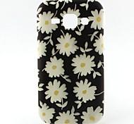 Para Funda Samsung Galaxy Diseños Funda Cubierta Trasera Funda Flor TPU Samsung J1