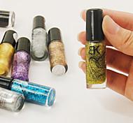 1PCS BK 5ml Nail Polish Brush  Pen 14 Color Nail Painting Pen