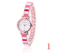 New Fashion  Women Dress Silver  Watches Brand Watch Bracelet Luxury Quartz Crystal Watch Women Wristwatches