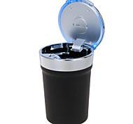 universelle portable Tasse Stil führte Ascher für Pkw-Nutzung (1 x CR2032)