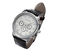 Unisex Watches Calendar Watch Waterproof Vintage Wrist Watch Quartz Watches(Assorted Colors)
