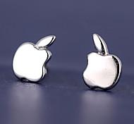 European Style Fashion Personality Sweet Apple Earrings