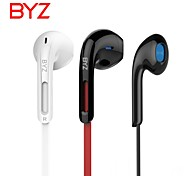 BYZ S850 (Stereo Hi-Fi Heavy Bass) Fully Compatible with Music Earplugs Mobile Phone Headset