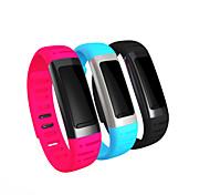 Bluetooth 4.0  SmartBand (The alarm clock/Pedometer/Wifi/Clock/Burglar Alarm)