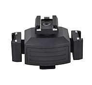 micnova mq-tha dreigliedrigen coldshoe Adapter für Videoleuchten blinkt Monitore Mikrofone