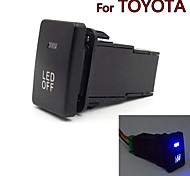 Special Dedicated Car Fog Light Switch Daytime Running Lights Switch for TOYOTA,camry,Carola
