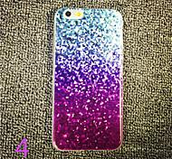 MAYCARI® The Crazy Mosaics  Transparent Soft TPU Back Case for iPhone 6/iphone 6S