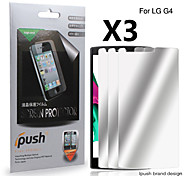 Ipush High Transparency Mirror LCD Screen Protector for LG G4 (3 Pieces)