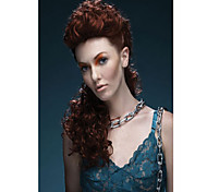 charmante vente de perruque pour eurepean perruques de cheveux syntheic