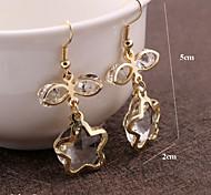 Ms. Crystal earrings earrings wild earrings jewelry