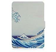 scheuer Bär ™ 6-Zoll-Lederabdeckung Druckkasten für Amazonas paper ebook