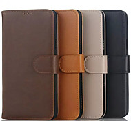 Genuine Leather Pattern High Quality Wallet Case for Samsung Galaxy S7 edge/S7/S6/S5/S6 edge/S6 edge+(Assorted Colors)