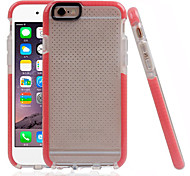 "Tech 21 Case D3O  Case Impact Mesh Ball TPU Case Anti-shock Back Shell Case for iPhone 6/6S Plus 5.5""(Assorted Colors)"