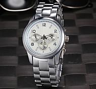 moda elegante relógio de quartzo das mulheres