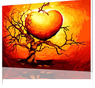 DIY Digital Oil Painting  Frame Family Fun Painting All By Myself  Love X5028