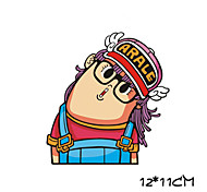 Funny Arale Car Sticker Car Window Wall Decal Car Styling