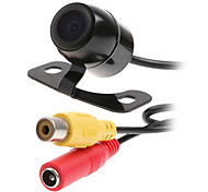 DearRoad 12V 170° Mini Color CMOS Reverse Backup Waterproof Car Rear Front View Security Camera HD 420 lines
