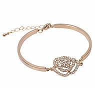 Alloy Bracelet Tennis Bracelets Wedding / Party / Daily / Casual 1pc