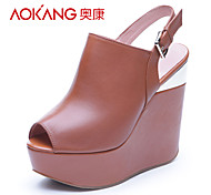 Aokang® Women's Leather Sandals - 132718001