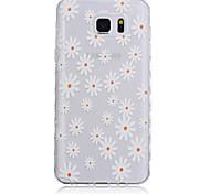 Für Samsung Galaxy Note Muster Hülle Rückseitenabdeckung Hülle Kacheln TPU Samsung Note 5 / Note 4 / Note 3